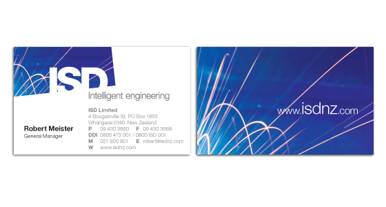 Business Card 2 Sides