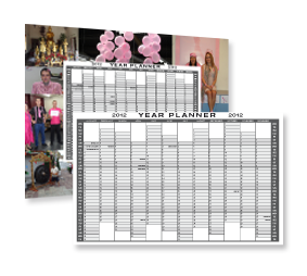 Design A Wall Planner For Yourself Or Your Business